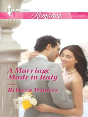 cover image of A Marriage Made in Italy