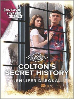 cover image of Colton's Secret History