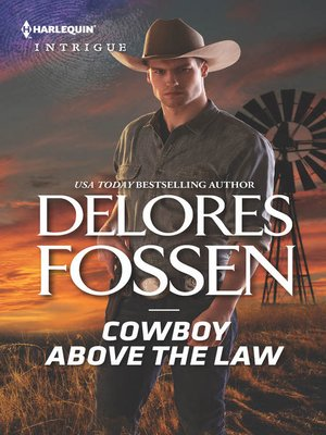 cover image of Cowboy Above the Law