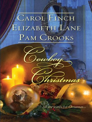 cover image of Cowboy Christmas