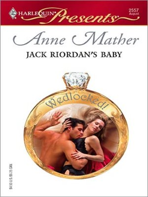 cover image of Jack Riordan's Baby