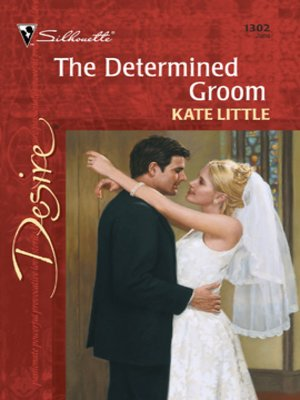 cover image of The Determined Groom