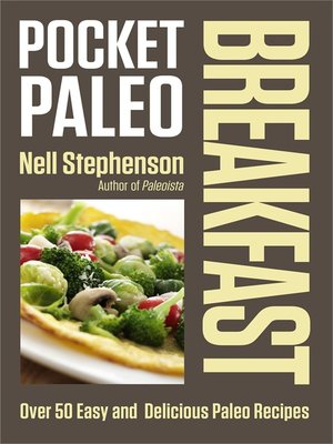 cover image of Pocket Paleo: Breakfast