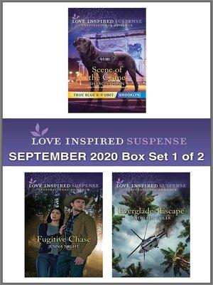 cover image of Harlequin Love Inspired Suspense September 2020--Box Set 1 of 2