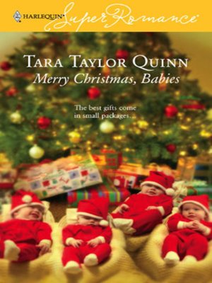 cover image of Merry Christmas, Babies