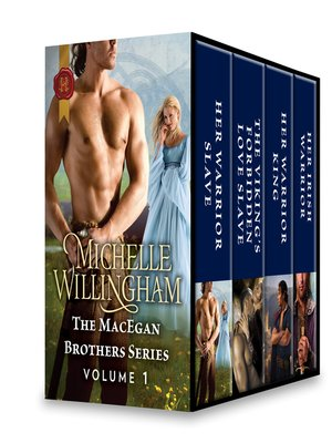 cover image of The MacEgan Brothers Series Volume 1