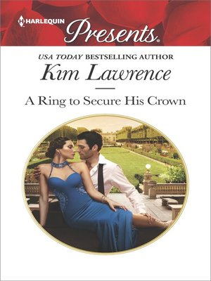 cover image of A Ring to Secure His Crown