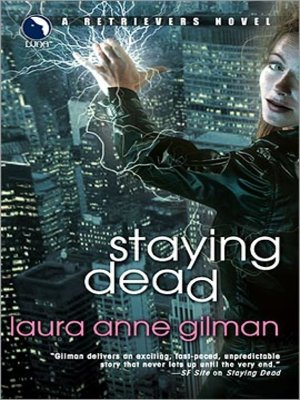 cover image of Staying Dead