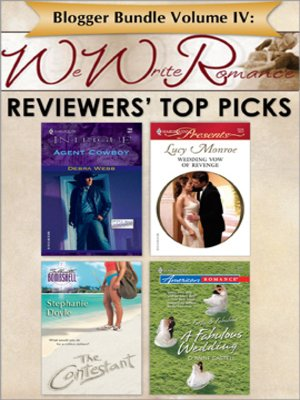cover image of Blogger Bundle Volume IV: WeWriteRomance.com's Reviewers' Top Picks
