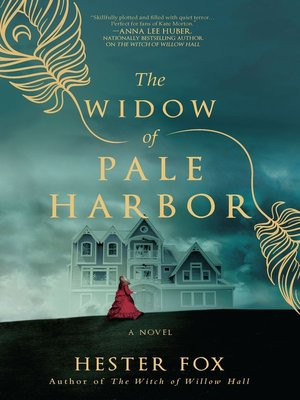 cover image of The Widow of Pale Harbor