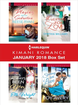 cover image of Harlequin Kimani Romance January 2018 Box Set