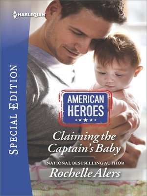 cover image of Claiming the Captain's Baby