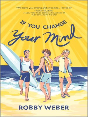 cover image of If You Change Your Mind