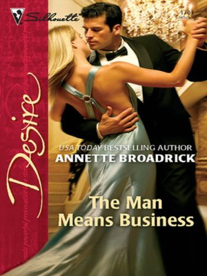 cover image of Man Means Business