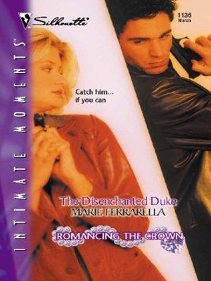 cover image of The Disenchanted Duke