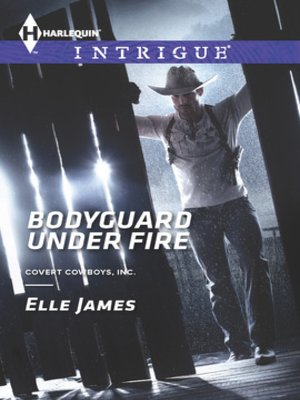 cover image of Bodyguard Under Fire