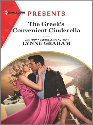 cover image of The Greek's Convenient Cinderella