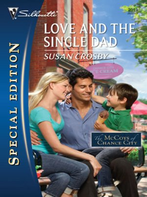 cover image of Love and the Single Dad