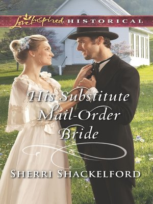 cover image of His Substitute Mail-Order Bride