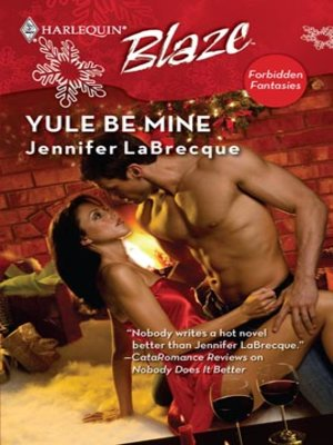 cover image of Yule Be Mine