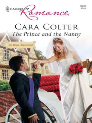 cover image of The Prince and the Nanny