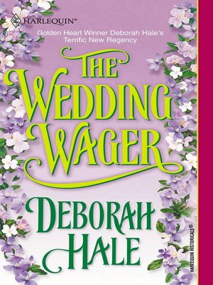 cover image of The Wedding Wager
