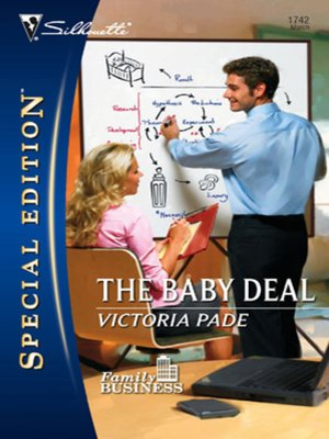 cover image of The Baby Deal