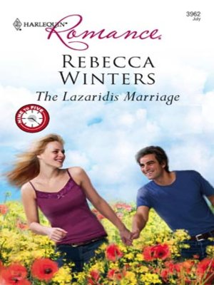 cover image of The Lazaridis Marriage