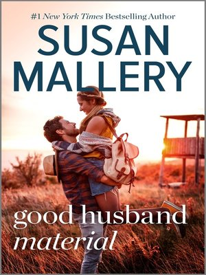 cover image of Good Husband Material