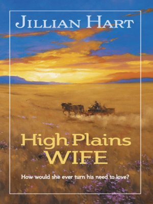 cover image of High Plains Wife