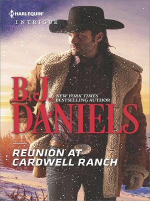 cover image of Reunion at Cardwell Ranch