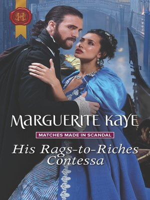 cover image of His Rags-to-Riches Contessa