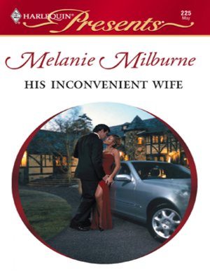 cover image of His Inconvenient Wife