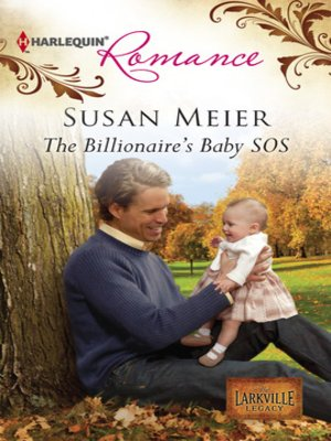 cover image of The Billionaire's Baby SOS