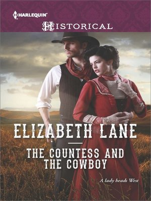 cover image of The Countess and the Cowboy