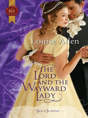 cover image of The Lord and the Wayward Lady