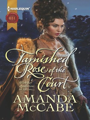 cover image of Tarnished Rose of the Court