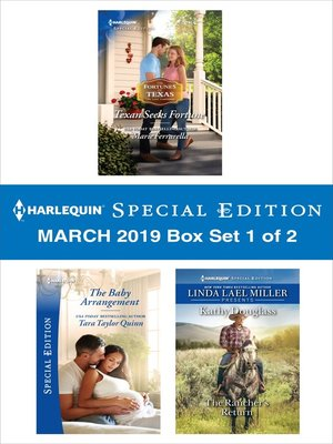 cover image of Harlequin Special Edition March 2019, Box Set 1 of 2