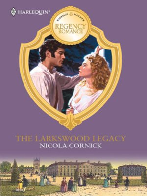 cover image of The Larkswood Legacy