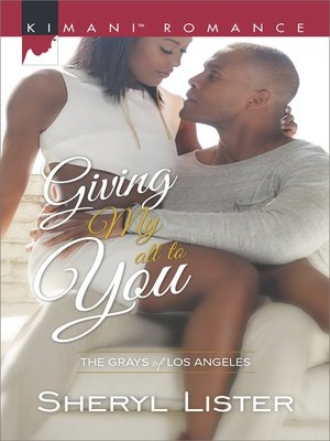 cover image of Giving My All to You