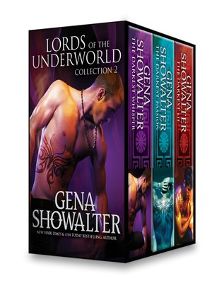 cover image of Lords of the Underworld Collection 2
