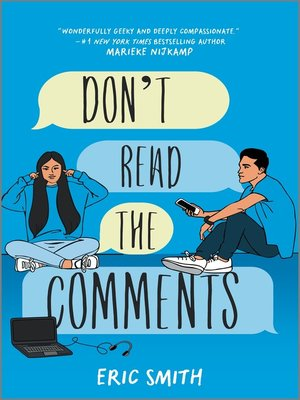 cover image of Don't Read the Comments