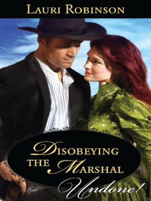 cover image of Disobeying the Marshal