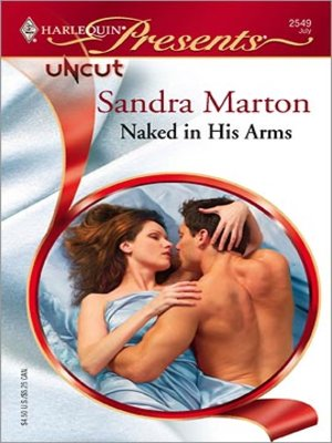cover image of Naked in His Arms