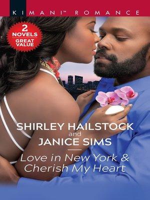 cover image of Love in New York ; Cherish My Heart