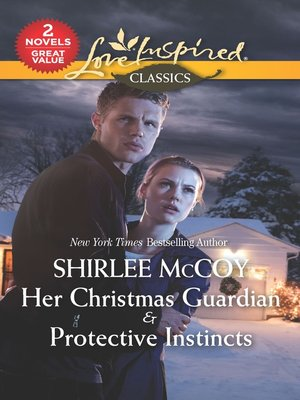 cover image of Her Christmas Guardian ; Protective Instincts