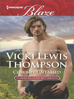 cover image of Cowboy Untamed