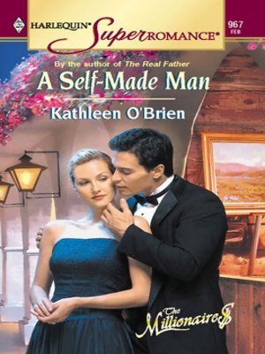 cover image of A Self-Made Man