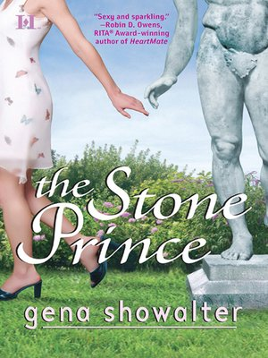 cover image of The Stone Prince