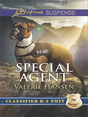 cover image of Special Agent